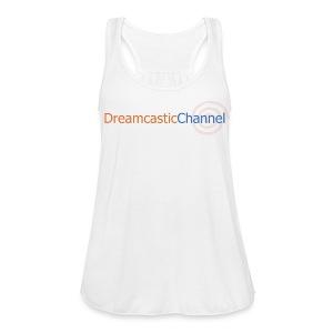 DreamcasticChannel T-Shirt (Men's) - Women's Flowy Tank Top by Bella