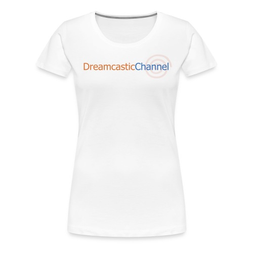 DreamcasticChannel T-Shirt (Men's) - Women's Premium T-Shirt