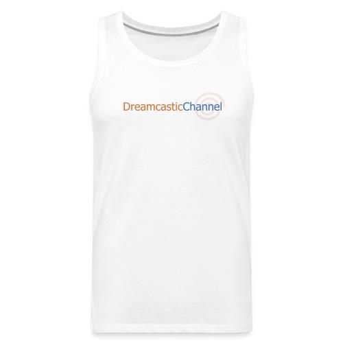 DreamcasticChannel T-Shirt (Men's) - Men's Premium Tank