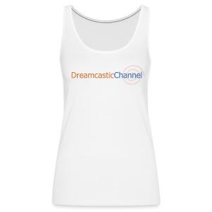DreamcasticChannel T-Shirt (Men's) - Women's Premium Tank Top