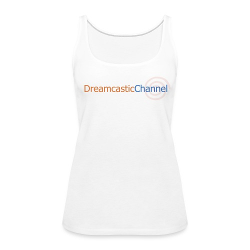 DreamcasticChannel T-Shirt (Men's) - Women's Premium Tank Top