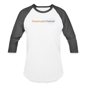DreamcasticChannel T-Shirt (Men's) - Baseball T-Shirt