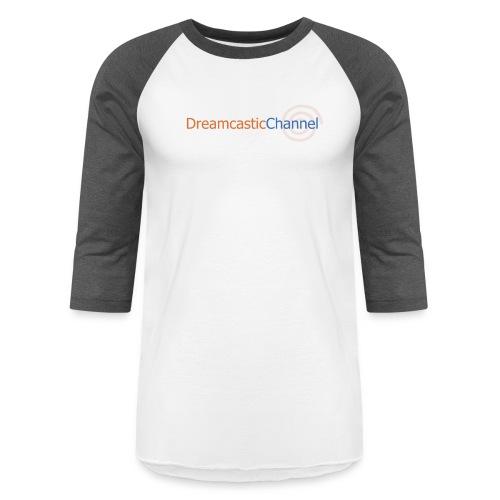 DreamcasticChannel T-Shirt (Men's) - Baseball T-Shirt