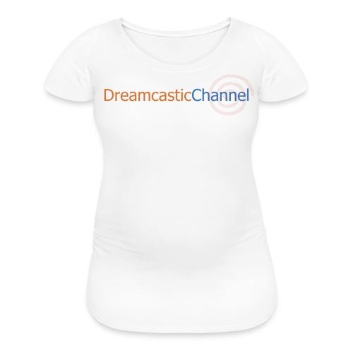 DreamcasticChannel T-Shirt (Men's) - Women's Maternity T-Shirt