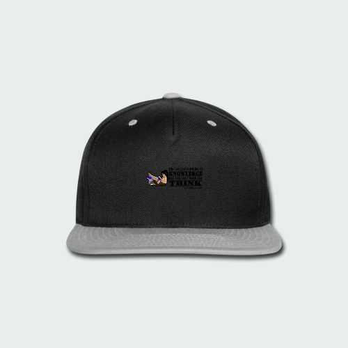 Lead a ... - Snap-back Baseball Cap