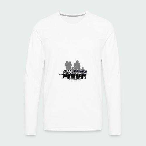 Soto Family - Men's Premium Long Sleeve T-Shirt