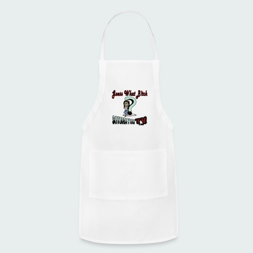 Guess What... - Adjustable Apron