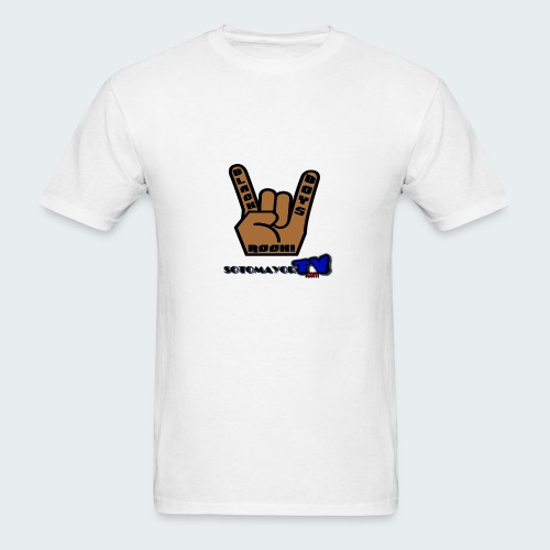 Black Boys Rock - Men's T-Shirt