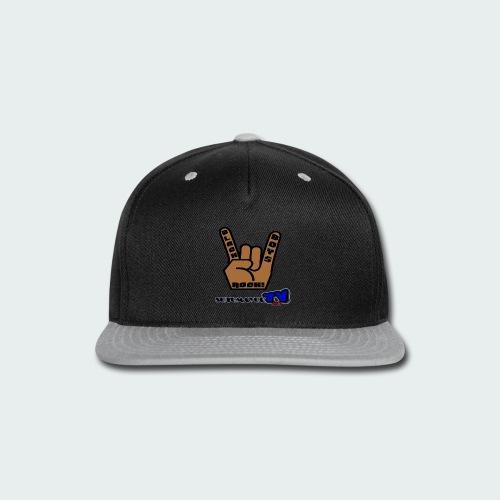 Black Boys Rock - Snap-back Baseball Cap