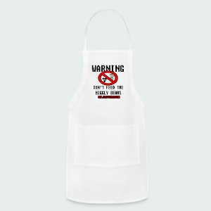 Don't Feed.... - Adjustable Apron