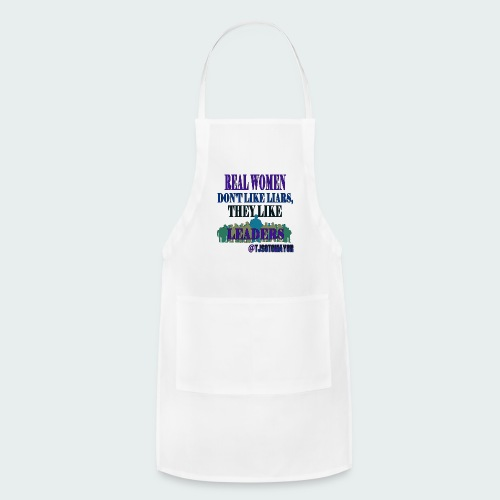 Real Women... - Adjustable Apron