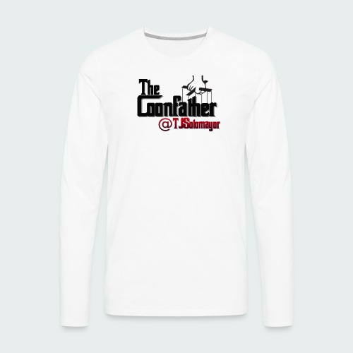 CoonFather - Men's Premium Long Sleeve T-Shirt