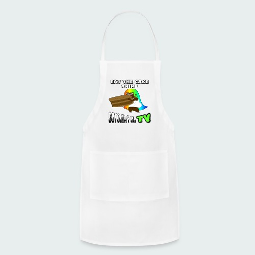 Eat The Cake.... - Adjustable Apron
