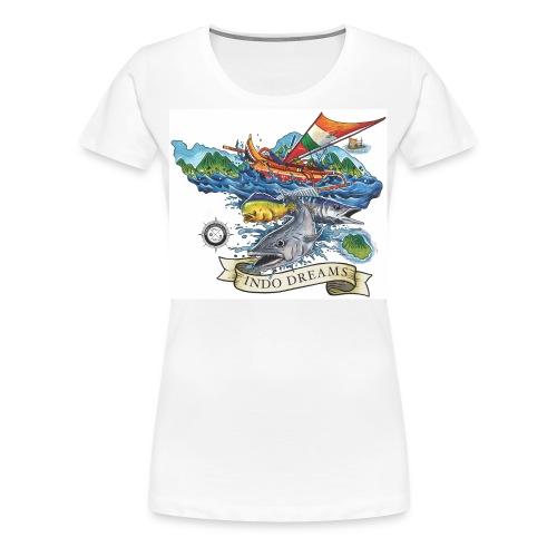 Indodreams - Women's Premium T-Shirt
