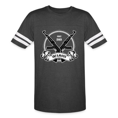 Infamous AK-47 - Vintage Sport T-Shirt