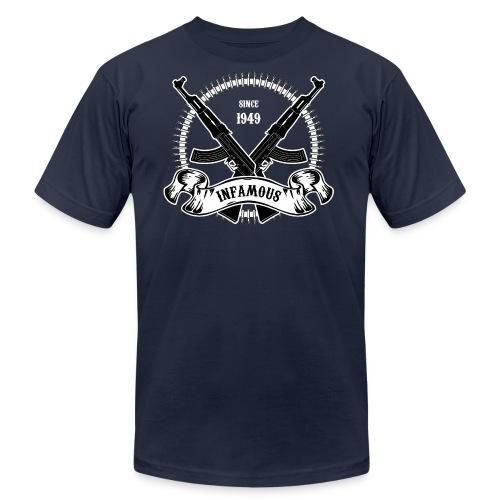 Infamous AK-47 - Men's Jersey T-Shirt