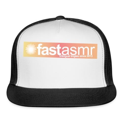 fastASMR Tee - Trucker Cap