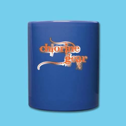 ChlorineGear Orange Metallic