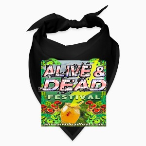 Alive & Dead Fest Everyday Bag - Bandana