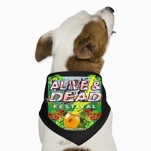 Alive & Dead Fest Everyday Bag - Dog Bandana