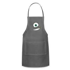 Monster T-shirt - Adjustable Apron
