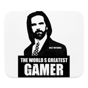Worlds Greatest Gamer (2) - Mouse pad Horizontal