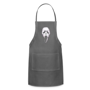 Ghost Face Killer T-shirt - Adjustable Apron
