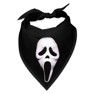 Ghost Face Killer T-shirt - Bandana