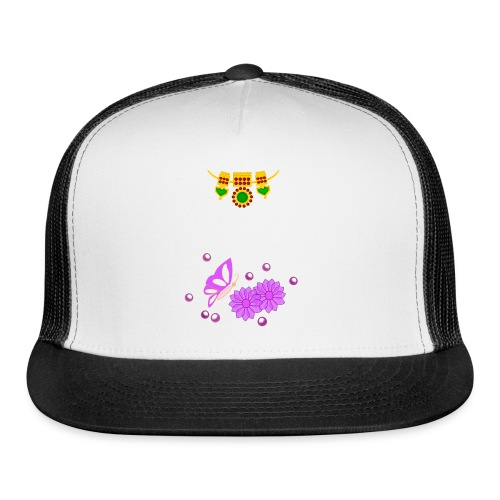 Special Day Kids T Shirt (Digital Print) - Trucker Cap