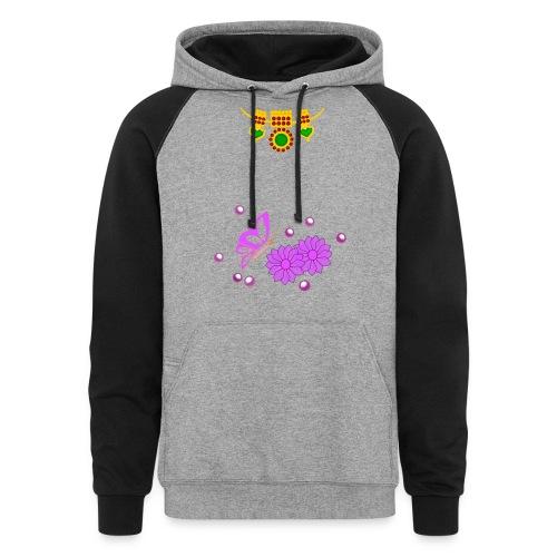 Special Day Kids T Shirt (Digital Print) - Colorblock Hoodie