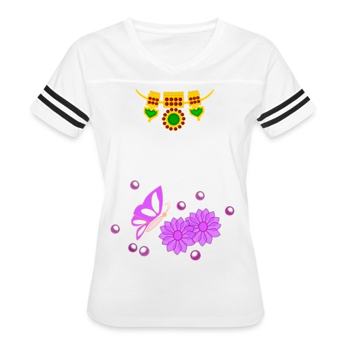Special Day Kids T Shirt (Digital Print) - Women's Vintage Sport T-Shirt