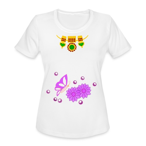 Special Day Kids T Shirt (Digital Print) - Women's Moisture Wicking Performance T-Shirt