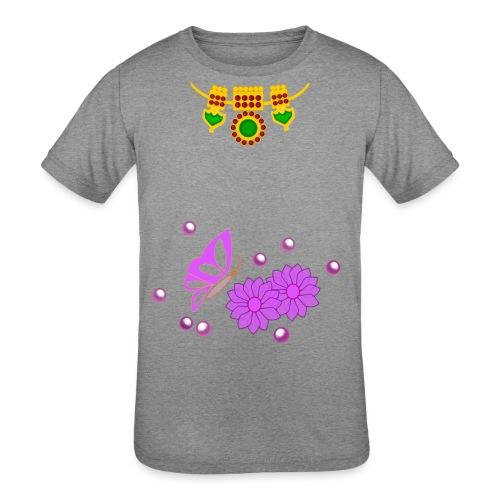 Special Day Kids T Shirt (Digital Print) - Kids' Tri-Blend T-Shirt