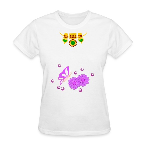 Special Day Kids T Shirt (Digital Print) - Women's T-Shirt