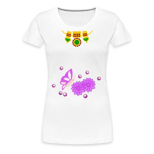 Special Day Kids T Shirt (Digital Print) - Women's Premium T-Shirt