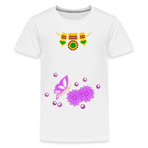 Special Day Kids T Shirt (Digital Print) - Kids' Premium T-Shirt