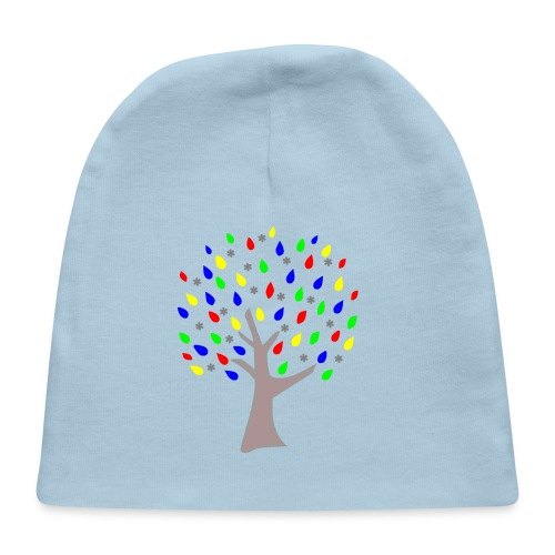Memory Tree Kids T Shirt (Digital Print) - Baby Cap