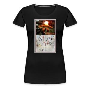 Vashon Stupid Bike Club - Women's Premium T-Shirt