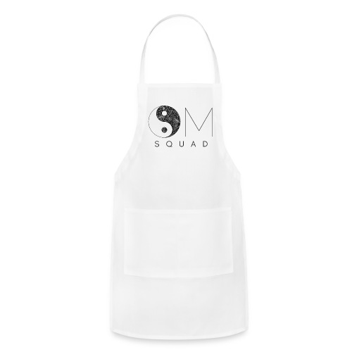 Om Squad - Women's Premium T-Shirt - Adjustable Apron