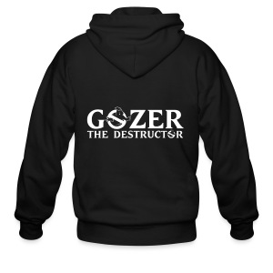 Gozer the Destructor - Men's Zip Hoodie