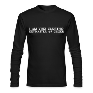 Vinz Clortho T-shirt - Men's Long Sleeve T-Shirt by Next Level