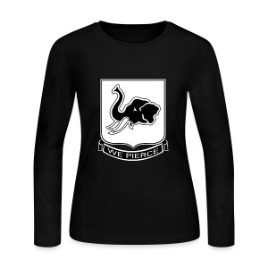64th Armor Sweatshirt - Women's Long Sleeve Jersey T-Shirt