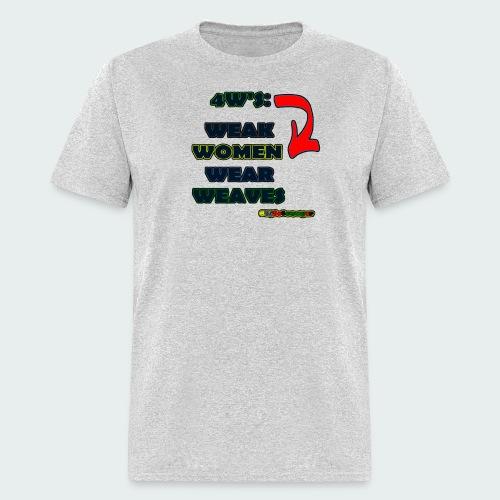 4W's - Men's T-Shirt