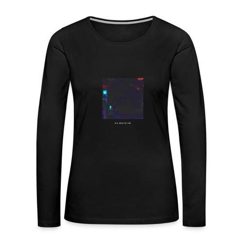 Black Women's Nick Grace/The Fade T-Shirt - Women's Premium Long Sleeve T-Shirt