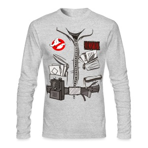 Venkman Costume - Men's Long Sleeve T-Shirt by Next Level