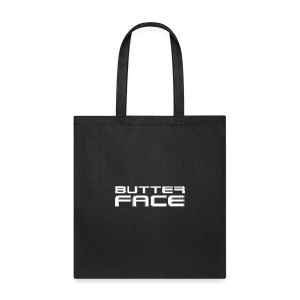 Butter Face T-shirt - Tote Bag