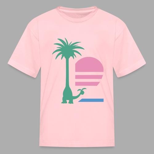 Alolan Paradise (Kids) - Kids' T-Shirt