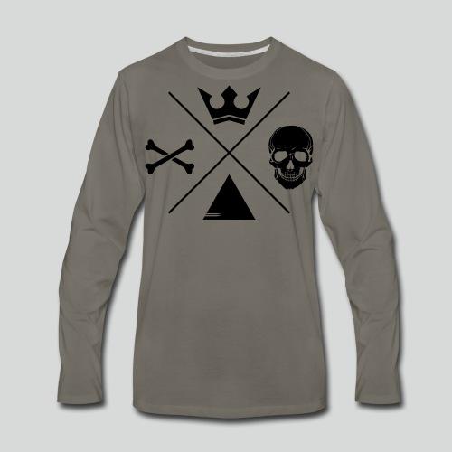 SCH M - Men's Premium Long Sleeve T-Shirt