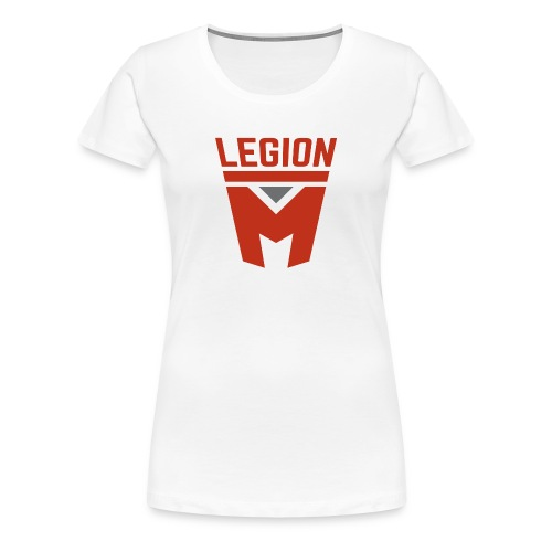 Legion M Pins - Women's Premium T-Shirt