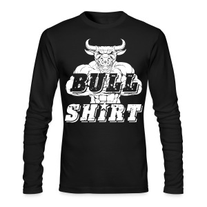 Bull Shirt - Men's Long Sleeve T-Shirt by Next Level